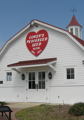Coker Pedigreed Seed Museum