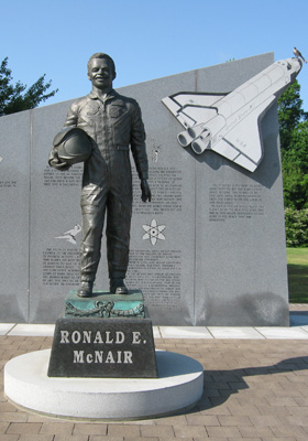 Ronald E. McNair Life History Center & Memorial Park